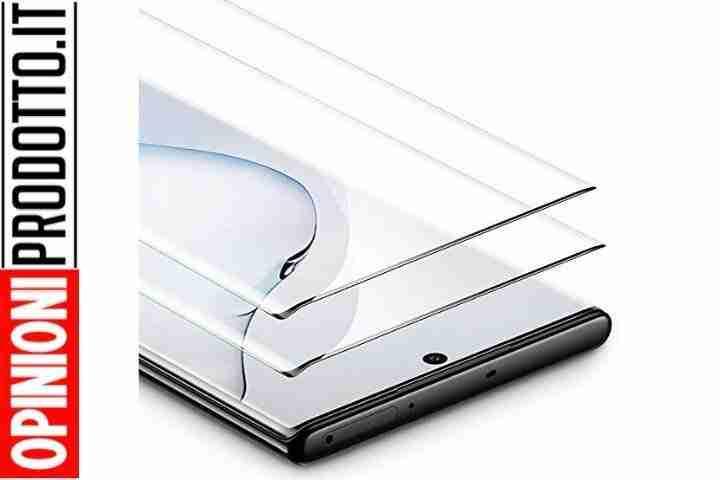 I 10 Migliori Proteggi Schermo Galaxy Note 10+ Plus