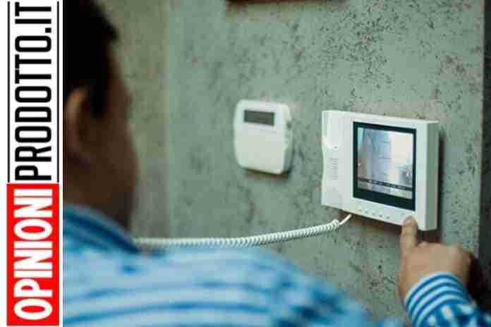 Scopri chi suona al Video Citofono Wireless di casa