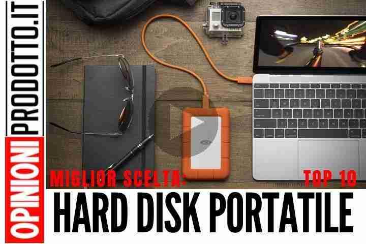 Miglior Hard Disk Portatile - guida acquisto prezzi e recensioni