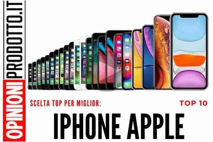Miglior iPhone Apple di sempre- classifica di tutti gli iPhone