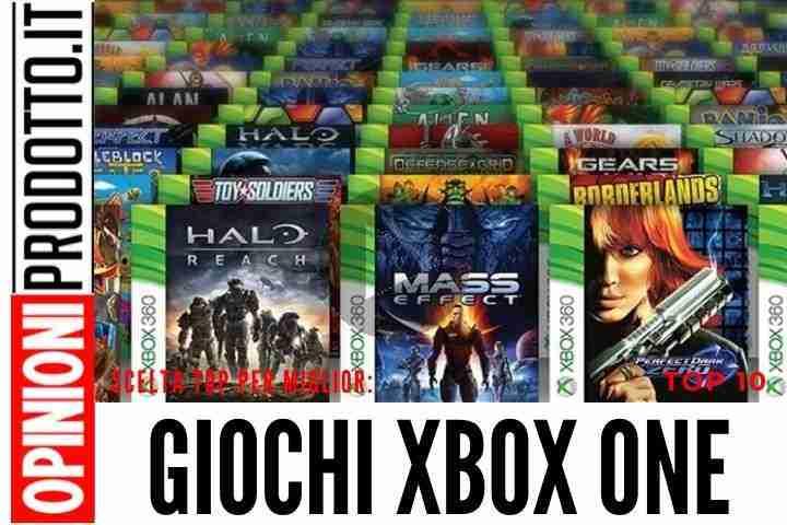 Migliori Giochi Xbox One per tutte le ore che passi alla console