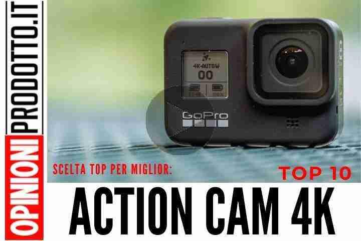 Top 10 Migliori Action Cam 4k Economiche