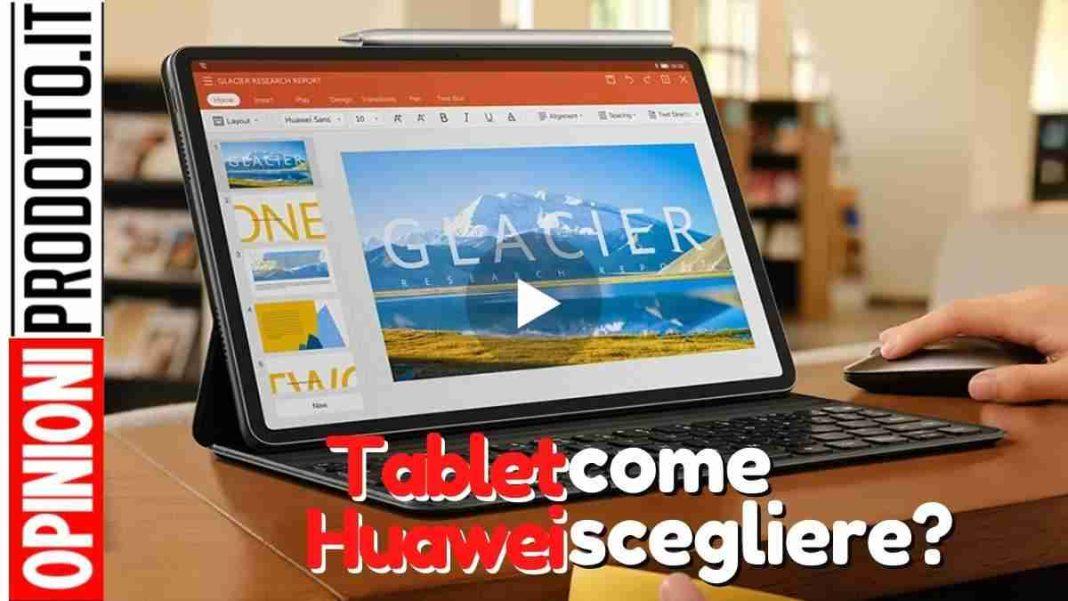 tablet Huawei HarmonyOS 2 | Sblocca le tue nuove capacità