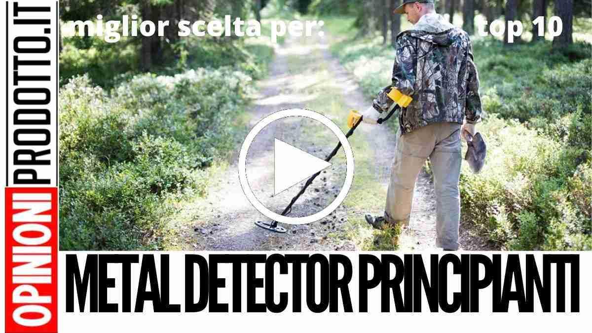 Metal Detector per Principianti: miglior rapporto qualità prezzo
