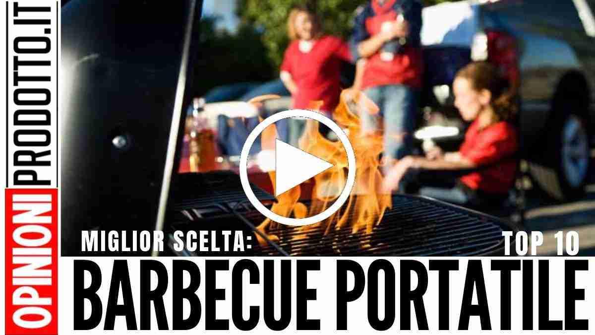 Miglior Barbecue Portatile a Carbonella: campeggio, picnic e spiaggia