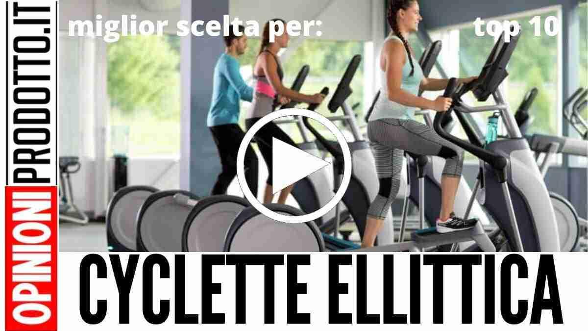 Miglior Cyclette Ellittica: Top 10 per migliori recensioni