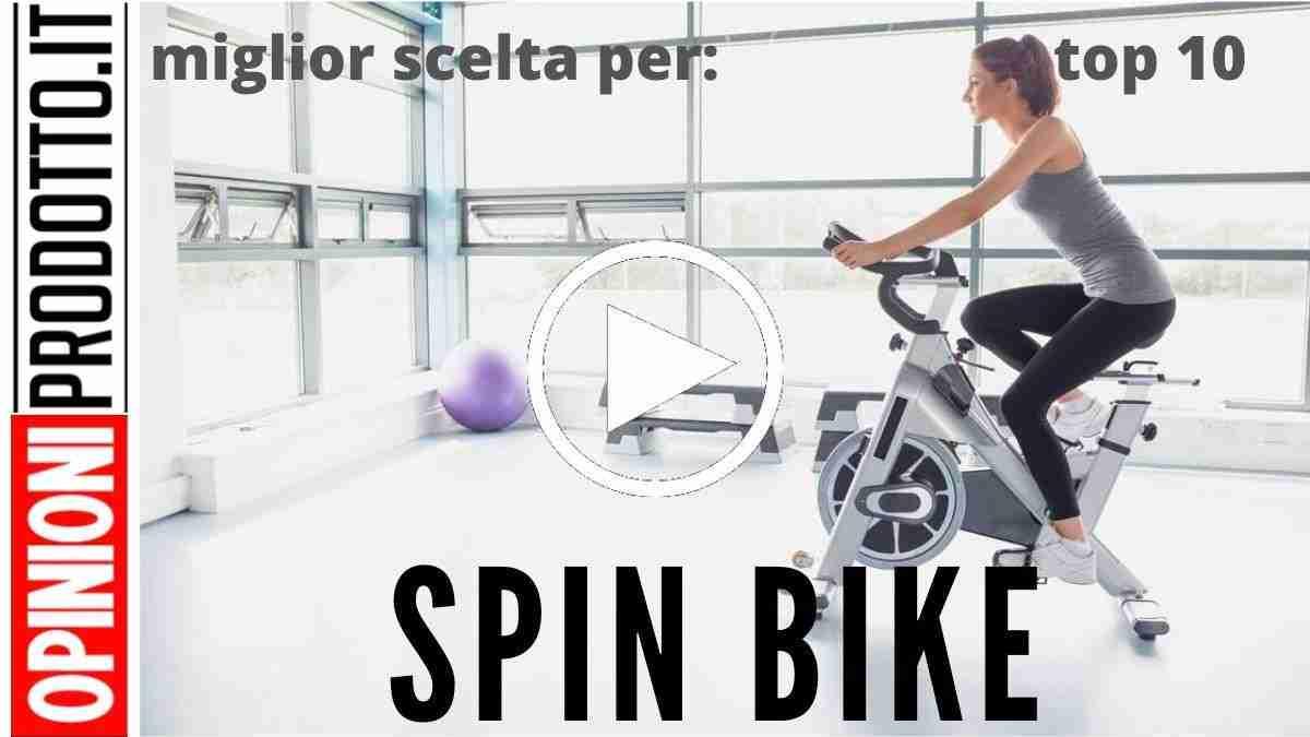 Spin Bike le migliori Top 10 recensioni e guida acquisto