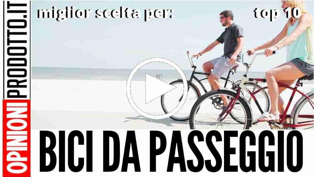 Bici da Passeggio: le migliori un relax sui pedali