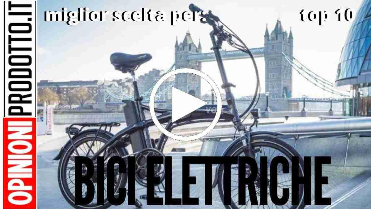 Miglior Bici Elettriche: recensioni prezzi e guida acquisto