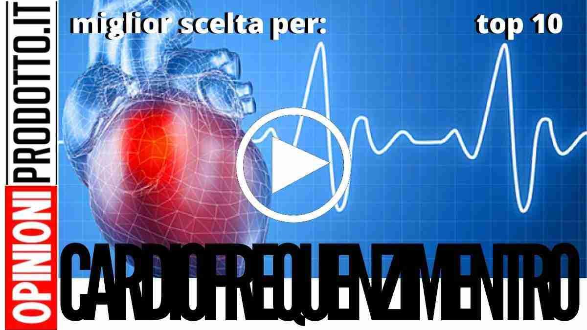 Miglior Cardiofrequenzimetro: guida acquisto e recensioni