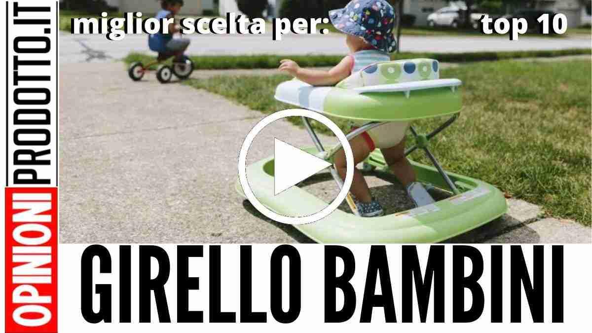Miglior Girello per Bambini per imparare a camminare