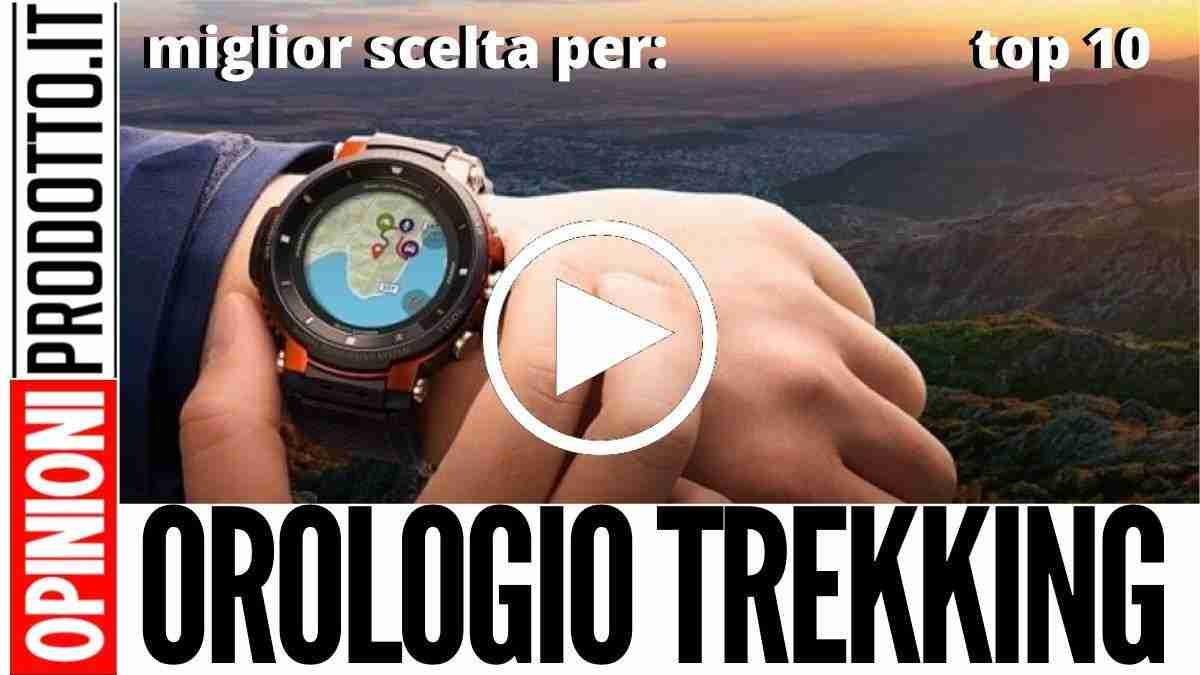 Miglior Orologio Trekking: guida top 10 best seller