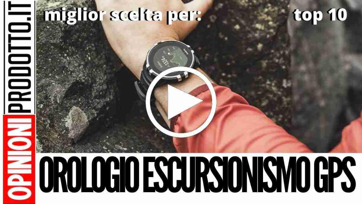 Miglior Orologio da Escursionismo Gps: avventura e sicurezza