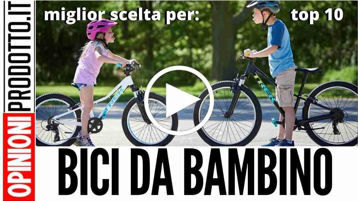 Migliori Bici da Bambino: consigli per gli acquisti