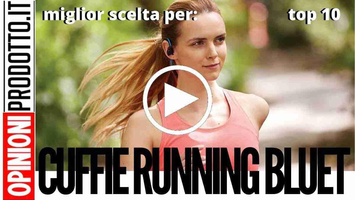 Migliori Cuffie Running Bluetooth: top per allenamento, corsa e sport