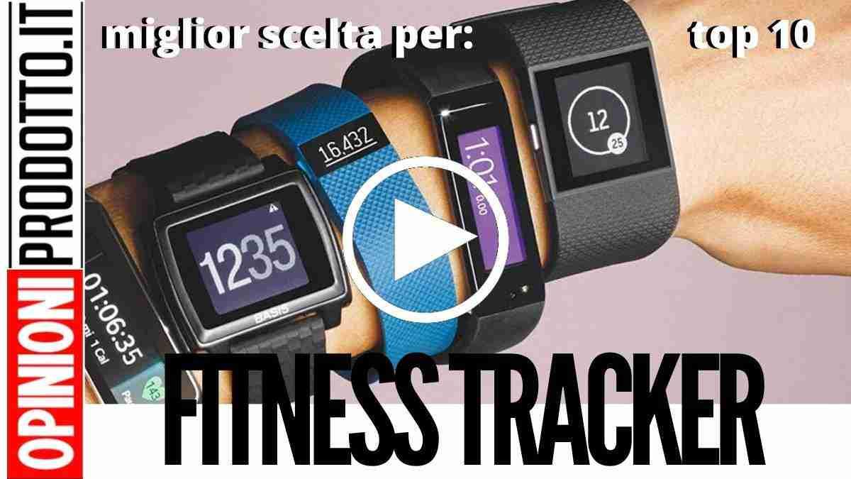 Migliori Fitness Tracker: voilà i top 10 classificati