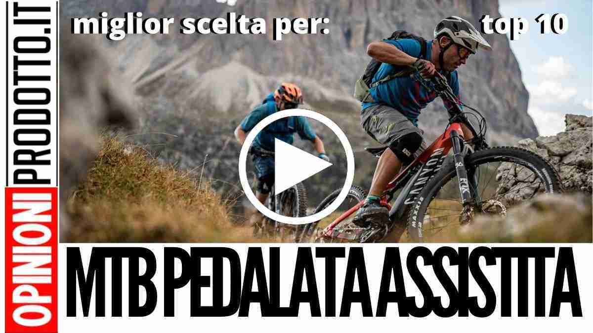 Mountain Bike Pedalata Assistita: Migliore esperienza in bicicletta