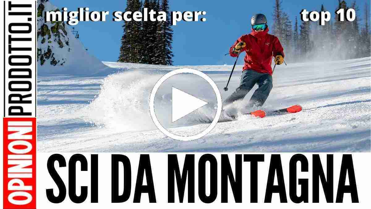 Sci da Montagna dell'anno: i top 10 migliori di sempre
