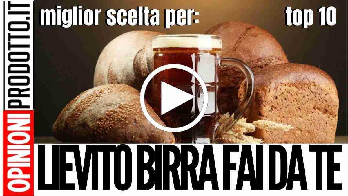 Lievito di Birra fai da te in Casa: come si fa