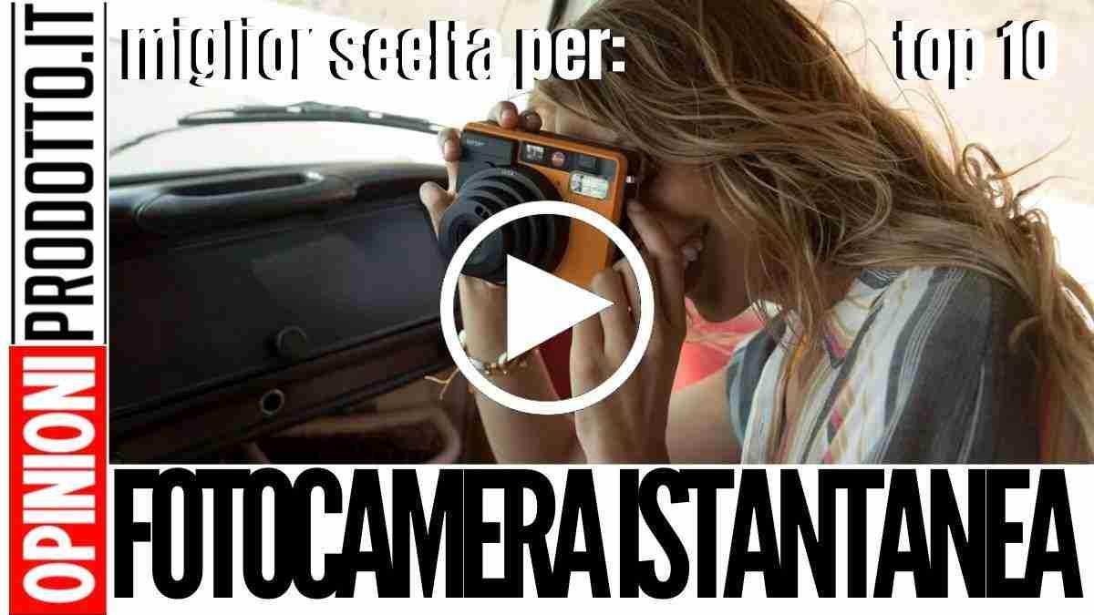 Miglior Fotocamera Istantanea: fotocamere divertenti per foto istantanee