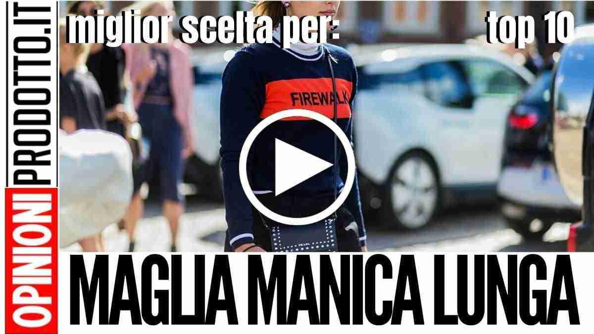 Migliori Maglie a Manica lunga da Donna: trendy e sexy