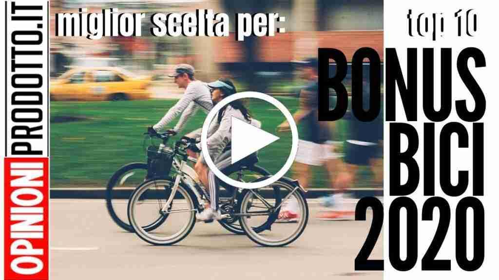 Bonus Bici e Bicicletta 2020: come, chi, quanto e quando