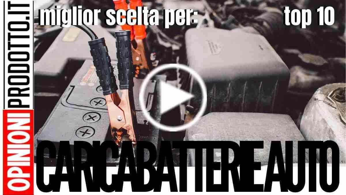 I Migliori Caricabatterie Auto per non Rimanere in Panne