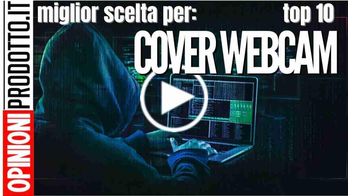 Cover Webcam smart working ovvero come Proteggere la tua Vita digitale