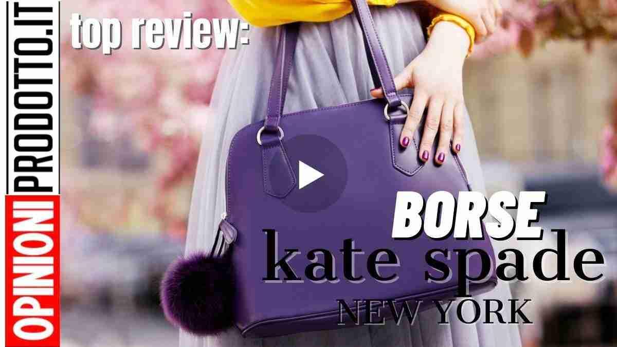 collezione migliori borse kate spade new york