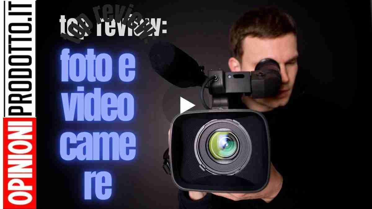 Foto e videocamere ecco gli articoli più costosi di sempre