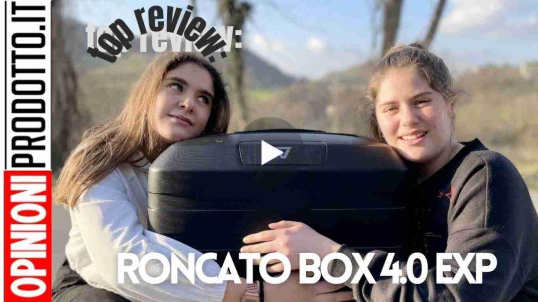 Roncato ha creato una valigia che si espande come le tue esigenze - Se viaggi devi assolutamente provarla
