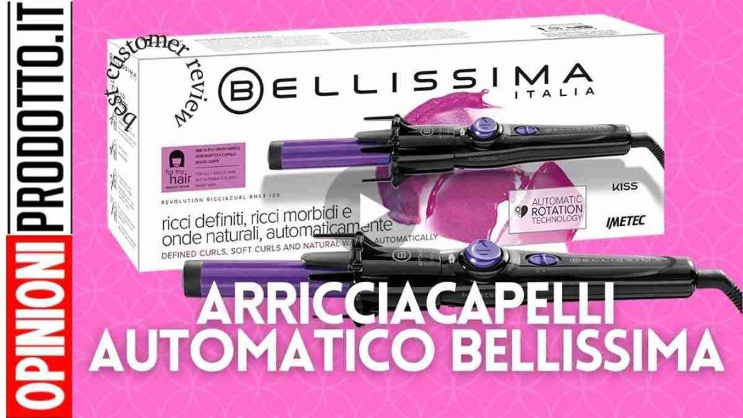 Arricciacapelli automatico Bellissima