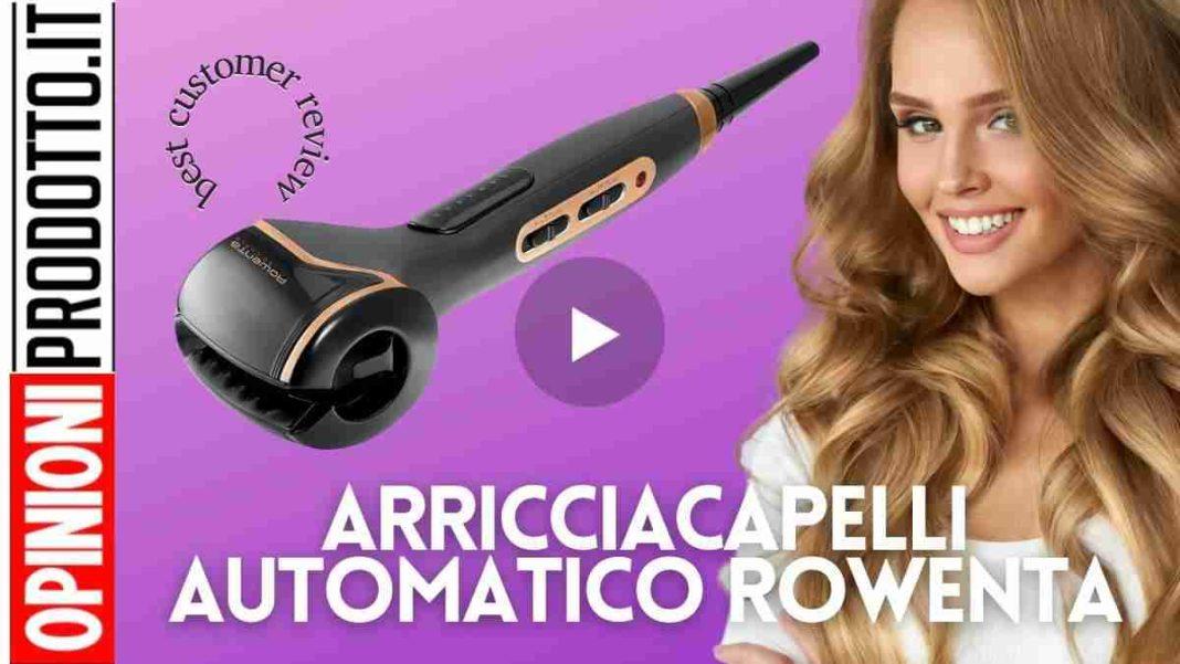 Arricciacapelli automatico Rowenta