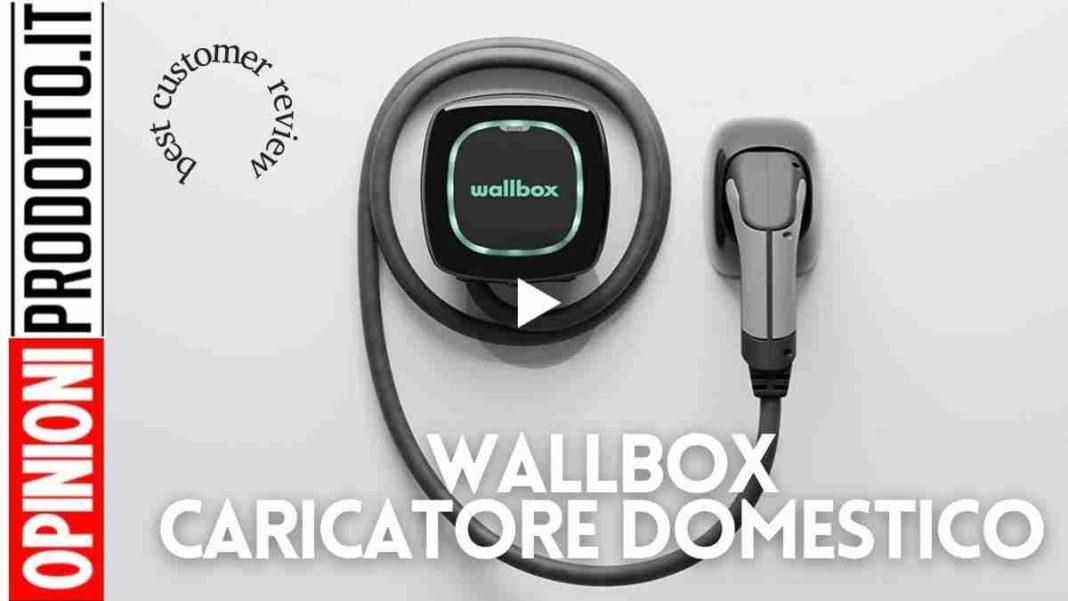 Wallbox domestica: Come scegliere il miglior caricatore EV domestico