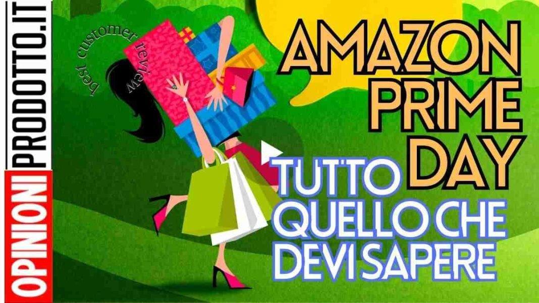 Guida Amazon Prime Day