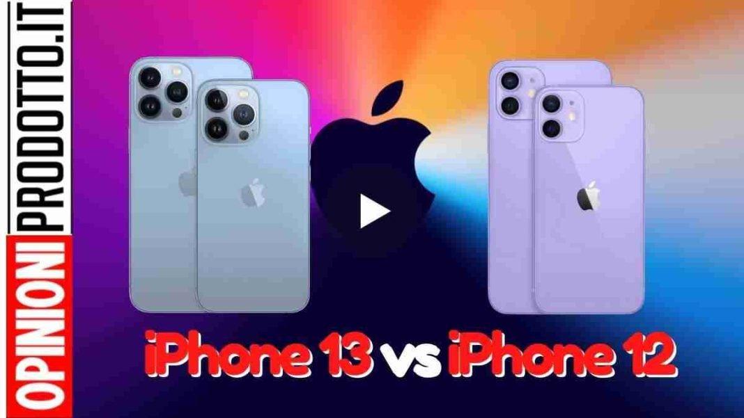 iPhone 13 vs iPhone 12: le differenze giustificano la spesa?